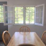 cabin 1 dining room
